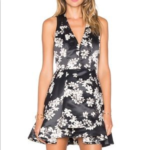 Alice + Olivia Tanner Dress Southern Blossom